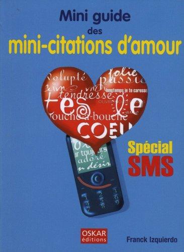 Mini-guide des mini-citations d'amour