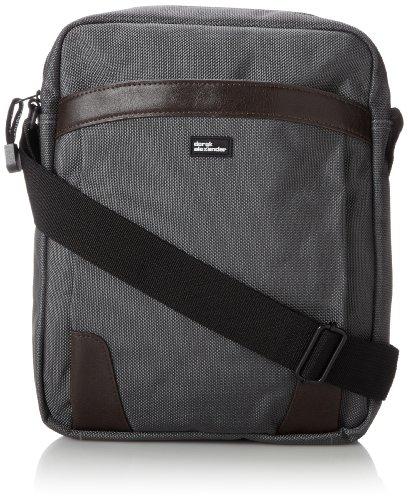 derek-alexander-ns-top-zip-shoulder-handbag-gray-one-size