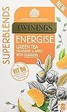 Twinings Superblends Energise Tea 20 Bag (Pack of 4)