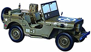 Desconocido Maqueta de Coche Jeep Escala 1:35