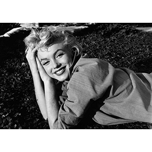 Price comparison product image Marylin Monroe MR77 Modern Print on Canvas 40x30