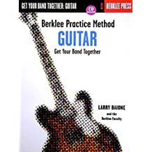 Berklee Practice Method Get Your Band Together Guitar Gtr