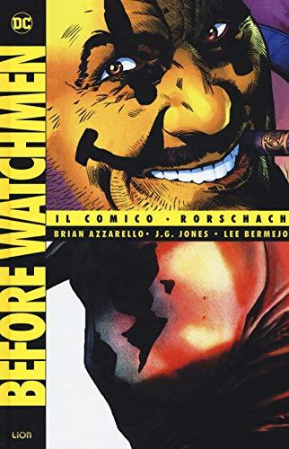 Before Watchmen: Il comico-Rorschach: 3