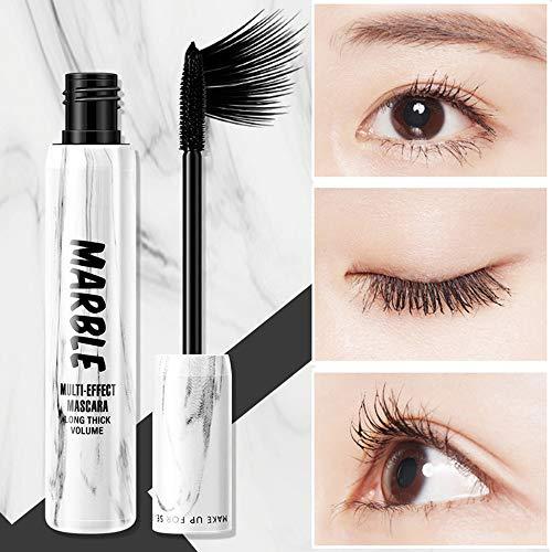 Mascara Femmes 4D Noir Lash Maquillage Croissance Liquide Curling Cils épais Paupière Beauté Cosmétiques Eyeliner
