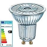 OSRAM LED-Reflektorlampe PARATHOM PAR16 50 830 GU10 220-240V 36Grad 4.3W 350lm 3000K 15.000h