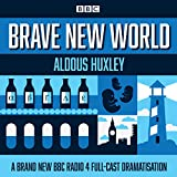 A gripping BBC Radio 4 full-cast dramatisation of Aldous Huxley's classic dystopian novel. It's 2116, and Bernard Marx and Helmholtz Watson are token rebels in an irretrievably corrupted society where promiscuity is the norm, eugenics a respectable...