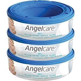Angelcare Windeleimer Refill Kassette 3 pro Packung