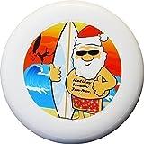 Eurodisc Frisbee mit Weihnachtsmann Motiv 175g Ultimate