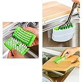 Sink Cutlery Cleaner Knife Fork Spoon Brush Clean Tools
