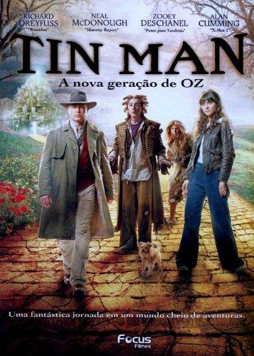 Tin Man Plakat TV Poster Brazilian