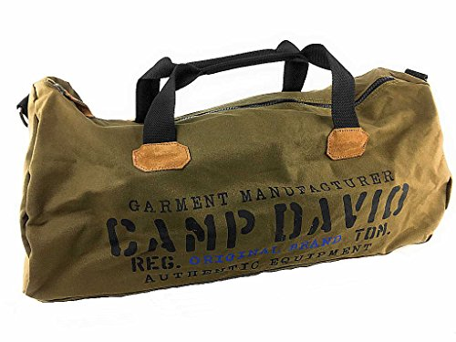 CAMP DAVID Camden Bay Weekender Khaki