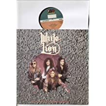 White Lion - Lights And Thunder - 12 inch vinyl