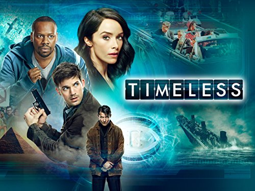 Timeless - Staffel 1 [OV] online schauen und streamen bei