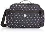 adidas Men's Superstar Airliner Bag – Black/White, 10 x 46 x 29 cm/14 – S20106