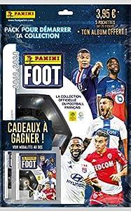 Panini France SA-PANINI Foot 2019/20 - Álbum con 2 Fundas y 1 Oferta, 2536-014