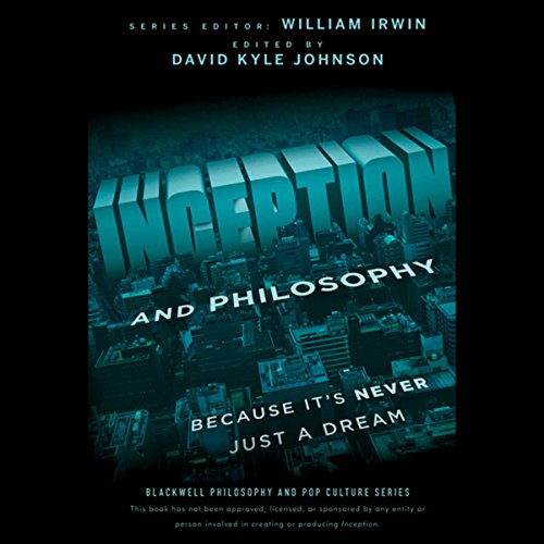 Inception and Philosophy  Audiolibri