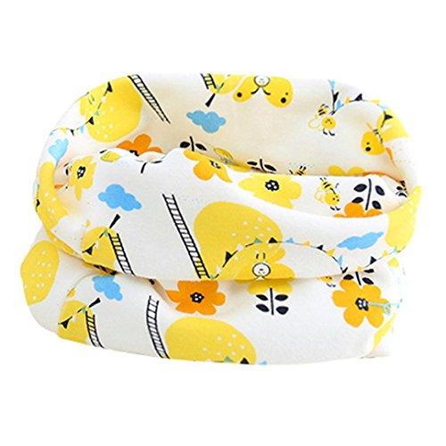 Baby Schals, FEITONG Herbst Winter Jungen Mädchen Kinder Nette Schal O-Neck Schals (40*20cm, (Paare Kostüme Top 20)