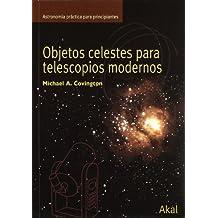 Objetos celestes para telescopios modernos (Astronomía)
