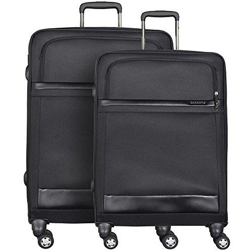 Cocoono Luggage Set, schwarz (Schwarz) - 2078305