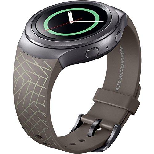 Samsung Mendini Bracelet pour Samsung Gear S2 Marron
