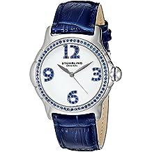Stührling Original 592.01 - Reloj analógico para Mujer, Correa de Cuero, ...