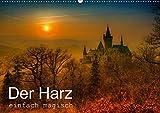Der Harz einfach magisch (Wandkalender 2018 DIN A2 quer): Der Harz in magischen Bildern (Monatskalender, 14 Seiten ) (CALVENDO Orte) [Kalender] [Apr 01, 2017] Wenske, Steffen