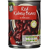 Morrisons Red Kidney Beans in Chilli Sauce, 405g