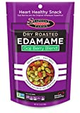 Seapoint Farms Edamame Dry Roasted Goji Bld 100 gm (Pack of 12)