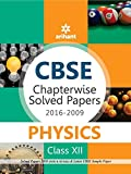 #8: CBSE Chapterwise 2016-2009 Physics Class 12th
