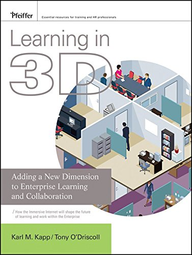[Learning in 3D: Adding a New Dimension to Enterprise Learning and Collaboration] (By: Karl M. Kapp) [published: February, 2010]
