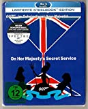 James Bond 007 - Im Geheimdienst Ihrer Majestät - Exclusive Limitierte Steelbook Edition [blu-ray]