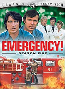 Emergency: Season Five [DVD] [Region 1] [US Import] [NTSC]