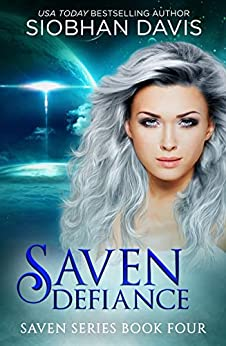 Saven Defiance (The Saven Series Book 4) by [Davis, Siobhan]