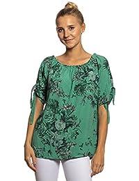 997eb83faba Abbino IG019 Camisas Bluses Tops para Mujer Colores Variados - Mangas  Largas Redondo Viscosa Sale Joven Vintage Transición Primavera…