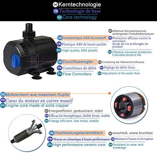 Zoom IMG-1 yorbay cqb 2000 pompa per
