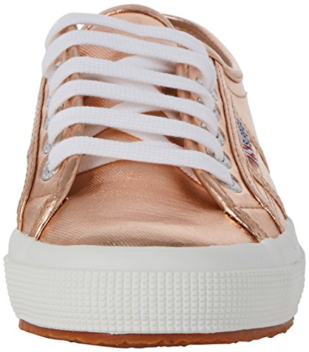 Superga 2750 Cotmetu, Casual femme - Rose, EU Or - Gold (Rose Gold)