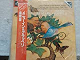Strictly for the Birds -- Yehudi Menuhin & Stephane Grappelli -- Emi/Toshiba () Printed in Japan ----MADE IN JAPAN - Jap
