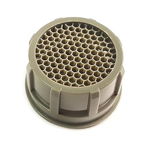 Hahn-Hahn-Luftsprudler Plastikeinsatz Ersatz 6 l / min 22mm 24mm