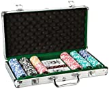 Piatnik 7903 - Set da poker, 300  fiches High Gloss [importato dalla Germania]