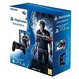 Sony - Mando DualShock 4 + Uncharted 4 (PS4)