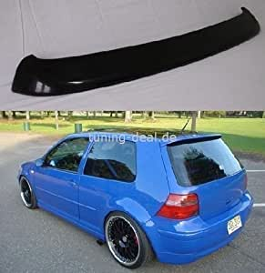 golf 4 iv r32 heckspoiler tuning r line spoiler neu. Black Bedroom Furniture Sets. Home Design Ideas