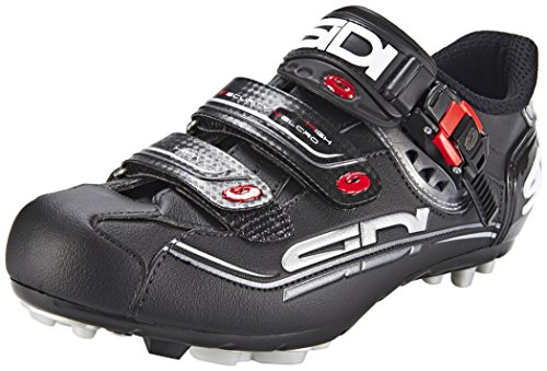 Chaussures VTT DOMINATOR 7 MEGA Running Trail Sidi noir