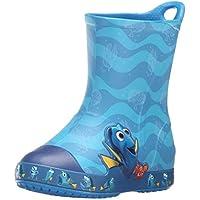Crocs Bumpit Finding Dory Boot, Scarpe a Collo Alto