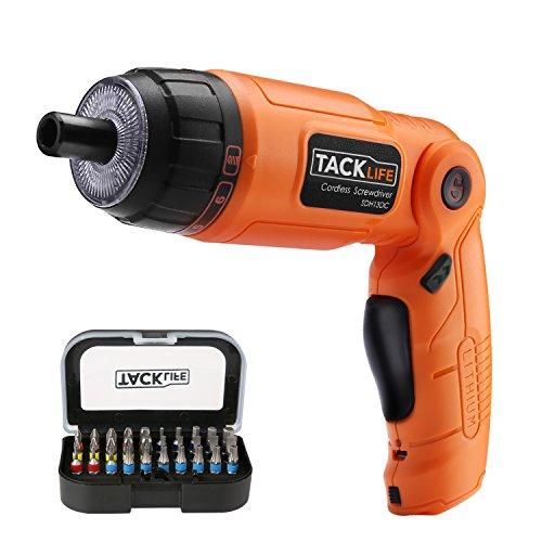 Cacciavite elettrico senza fili Tacklife SDH13DC