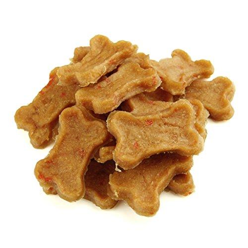 Pet Cuisine Hundesnacks Hundeleckerli Kausnacks, Huhn & Karotte Mini Knochen, 282g - 4