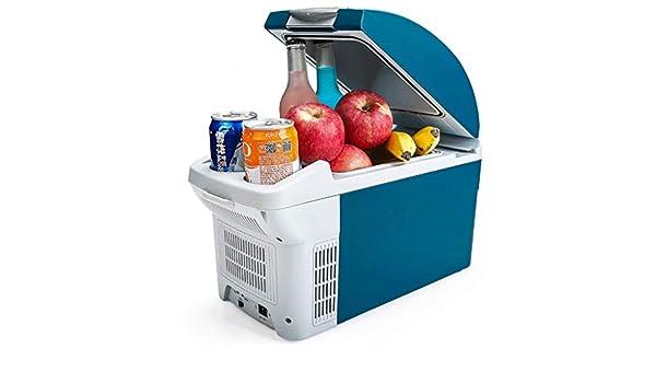 Mini Kühlschrank Mit Thermostat : Jiongzhuo auto mini gefrierschrank kühlschrank thermostat car home