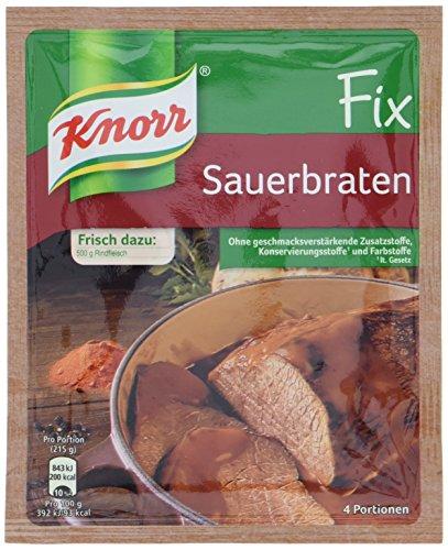 Knorr Fix Sauerbraten 4 Portionen (13 x 37 g)