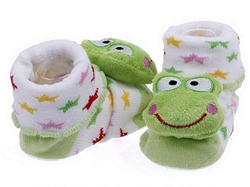 Smile YKK 0-6 mois Bébé Unisexe Garder Bottes de neige Chaussures en 3D Design