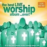 Best Live Worship Album...Ever!