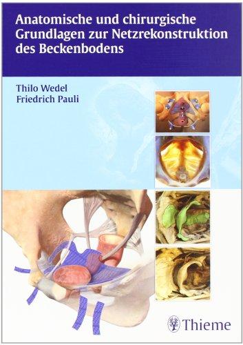 Anatomische und chirurgische Grundlagen zur Netzrekonstruktion des Beckenbodens